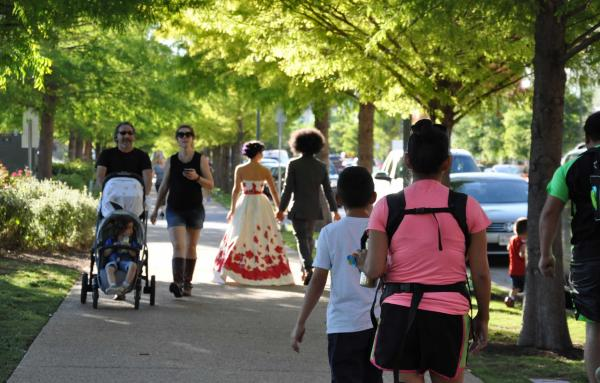 Article image for Ten social benefits of walkable places