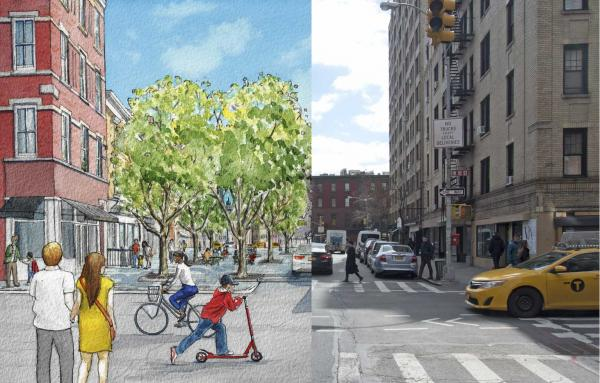 Article image for Keys to shared streets by John Massengale