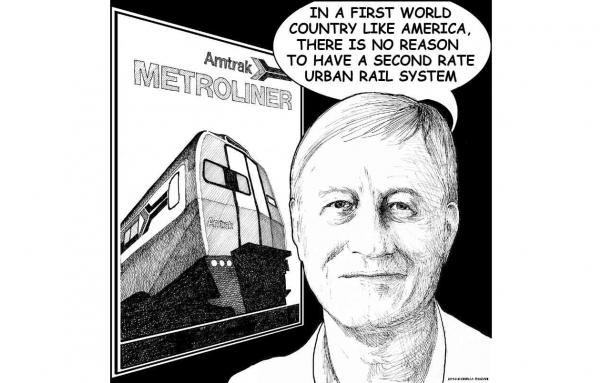 Article image for Urban rail