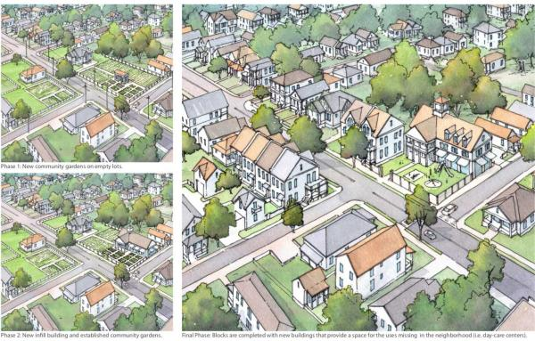 Article image for New urban revitalization in an underserved community