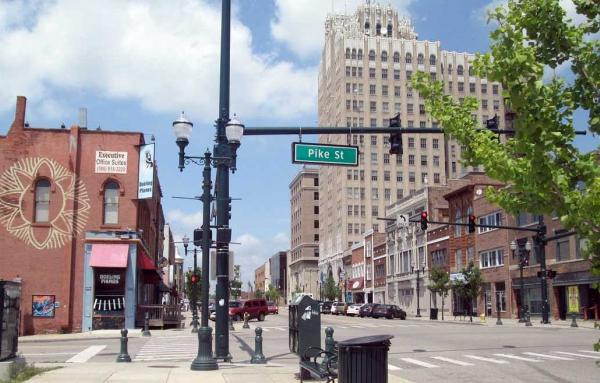 Article image for Downtown Pontiac: 'Nothing looks impossible'