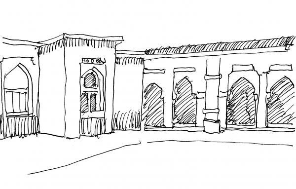Article image for Alexander's Oregon patterns: Campus design, part 2