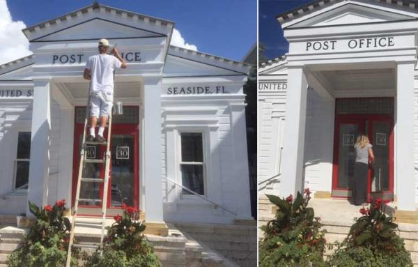 Article image for Post office moved, town solid