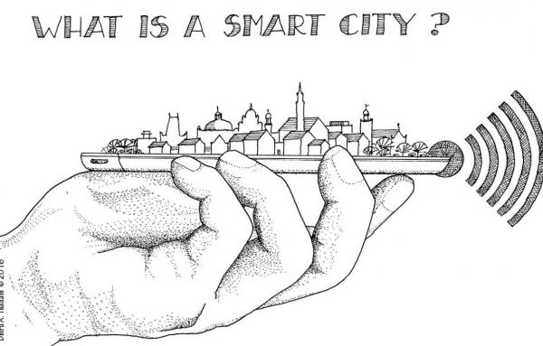 Article image for What is a Smart City?
