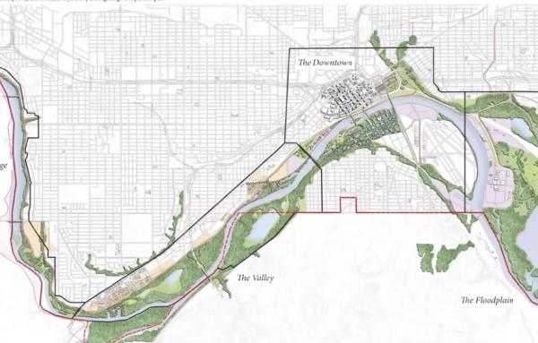 Article image for Riverfront visions transforming the Twin Cities