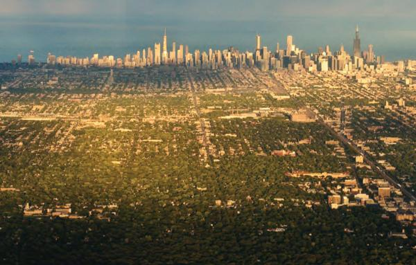 Article image for Regional Transect of Chicago