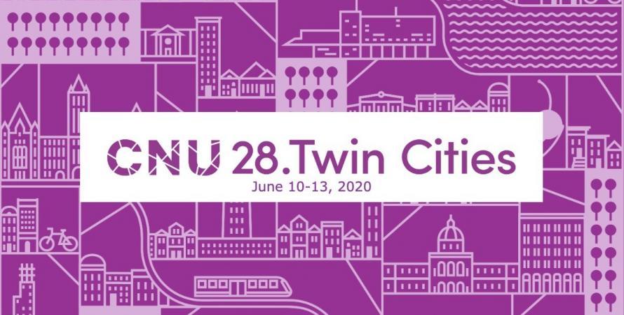 CNU 28 logo