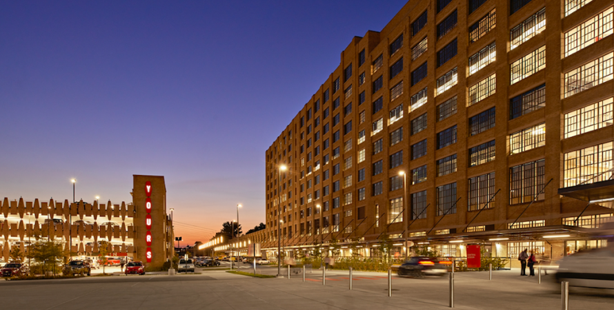 Crosstown Concourse, Memphis Tennessee