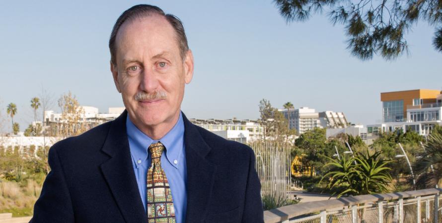 A photograph of Rick Cole. Credit: City of Santa Monica