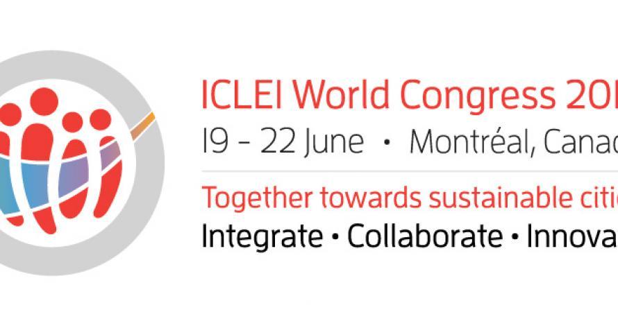 ICLEI World Congress Logo
