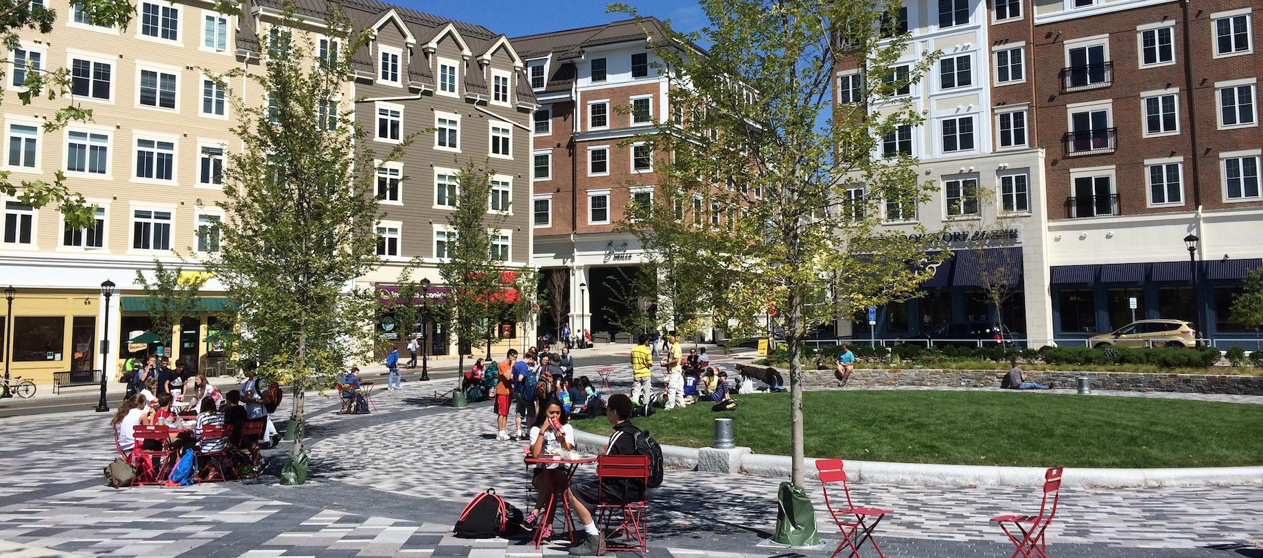 Small Space Design What Is New Urbanism Cnu