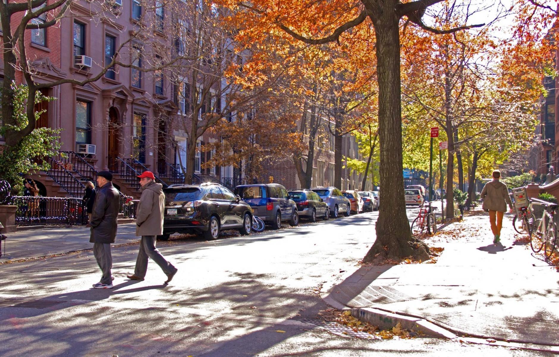 new york city needs a 'quiet streets network'  cnu