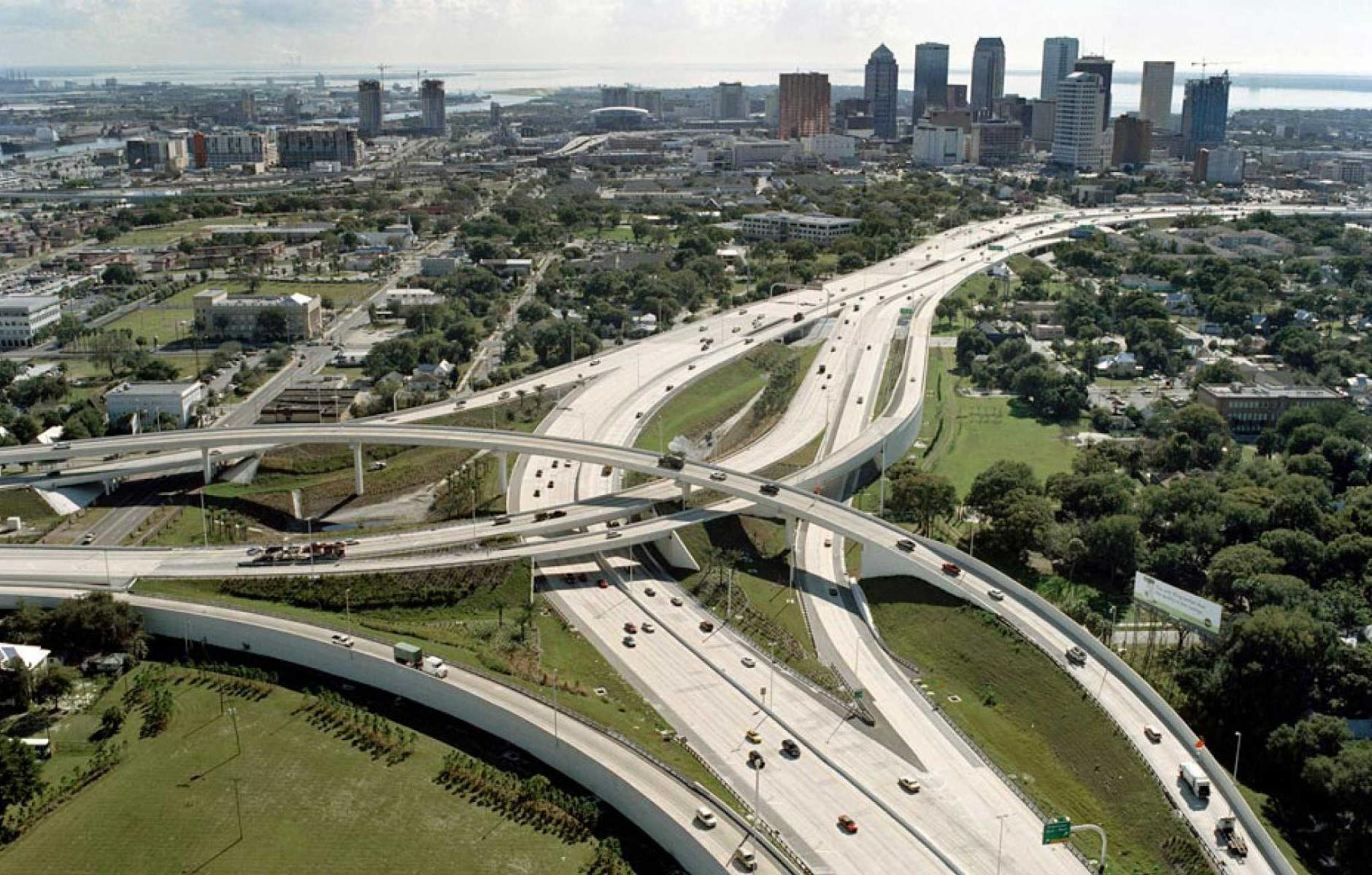 Article image for Three ways to tame major highways