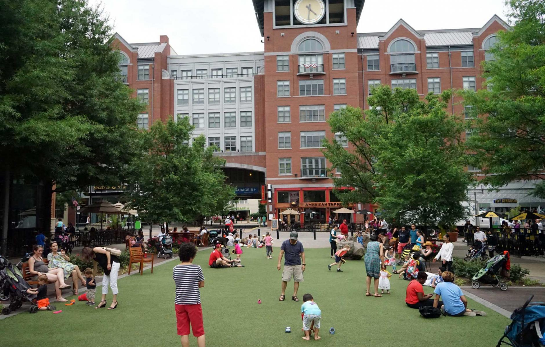 Article image for Designing and building mixed-use centers in the suburbs