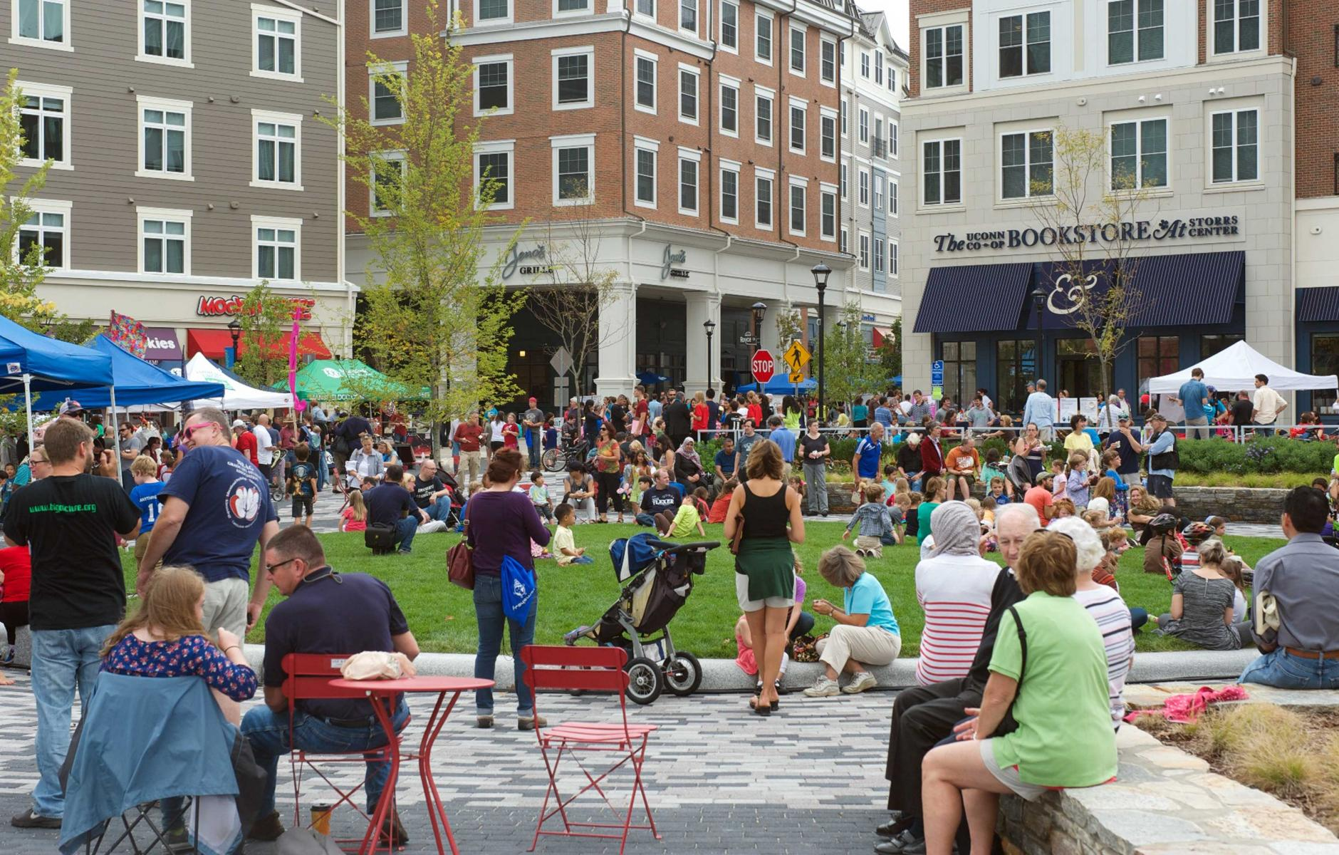 Urban Districts Embrace Social >> Great Idea Mixed Use Urban Centers Cnu
