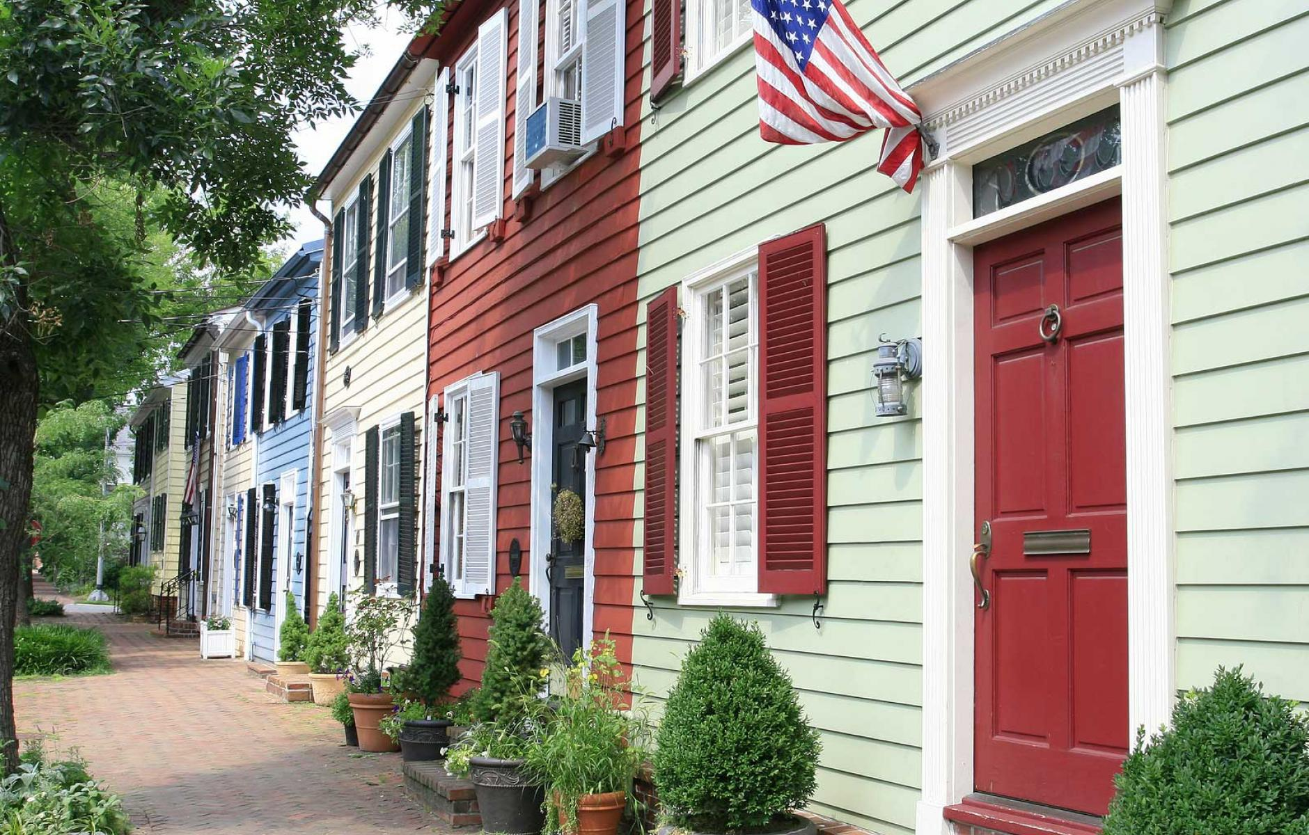 Article image for The power of cute, affordable townhouses