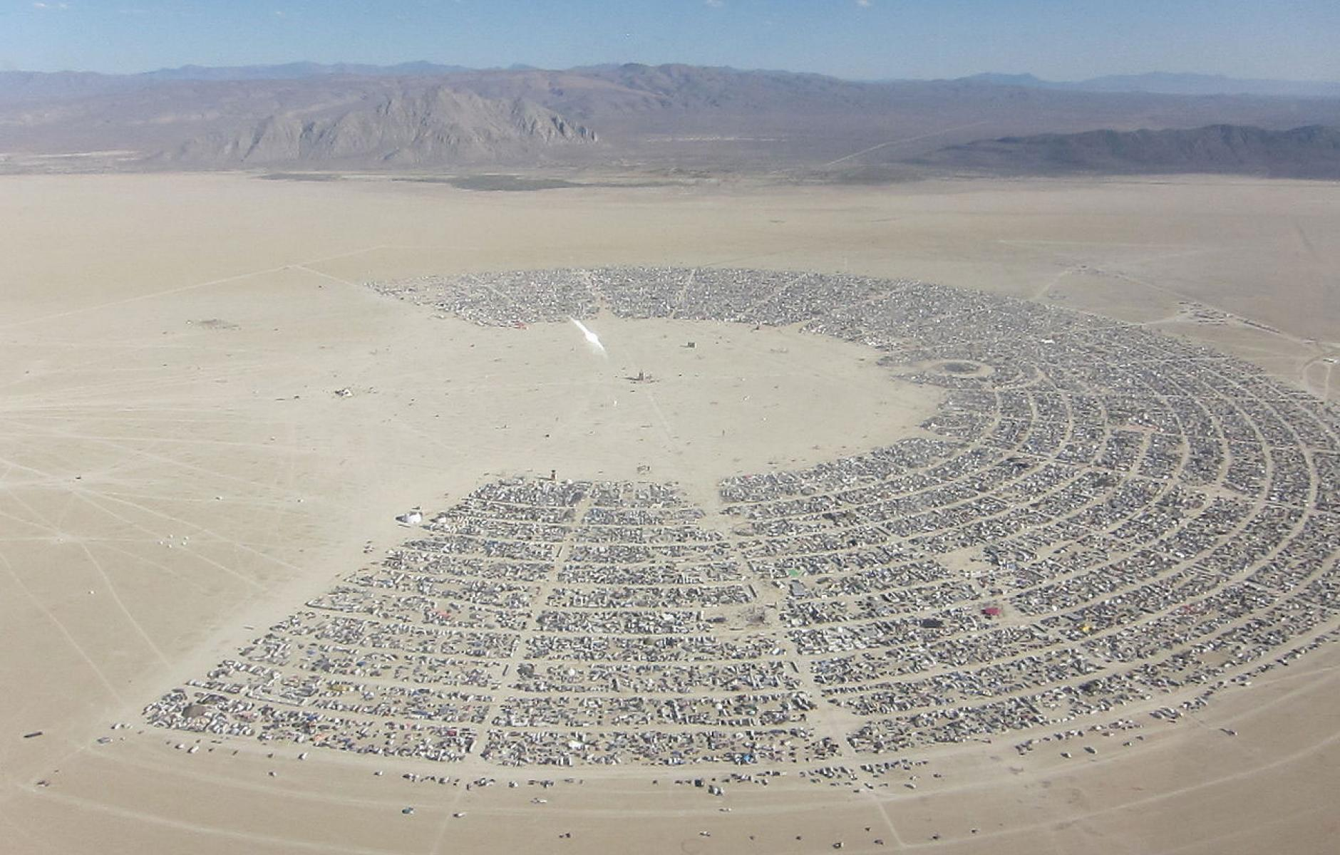 Article image for An international vision for cities, inspired by Burning Man