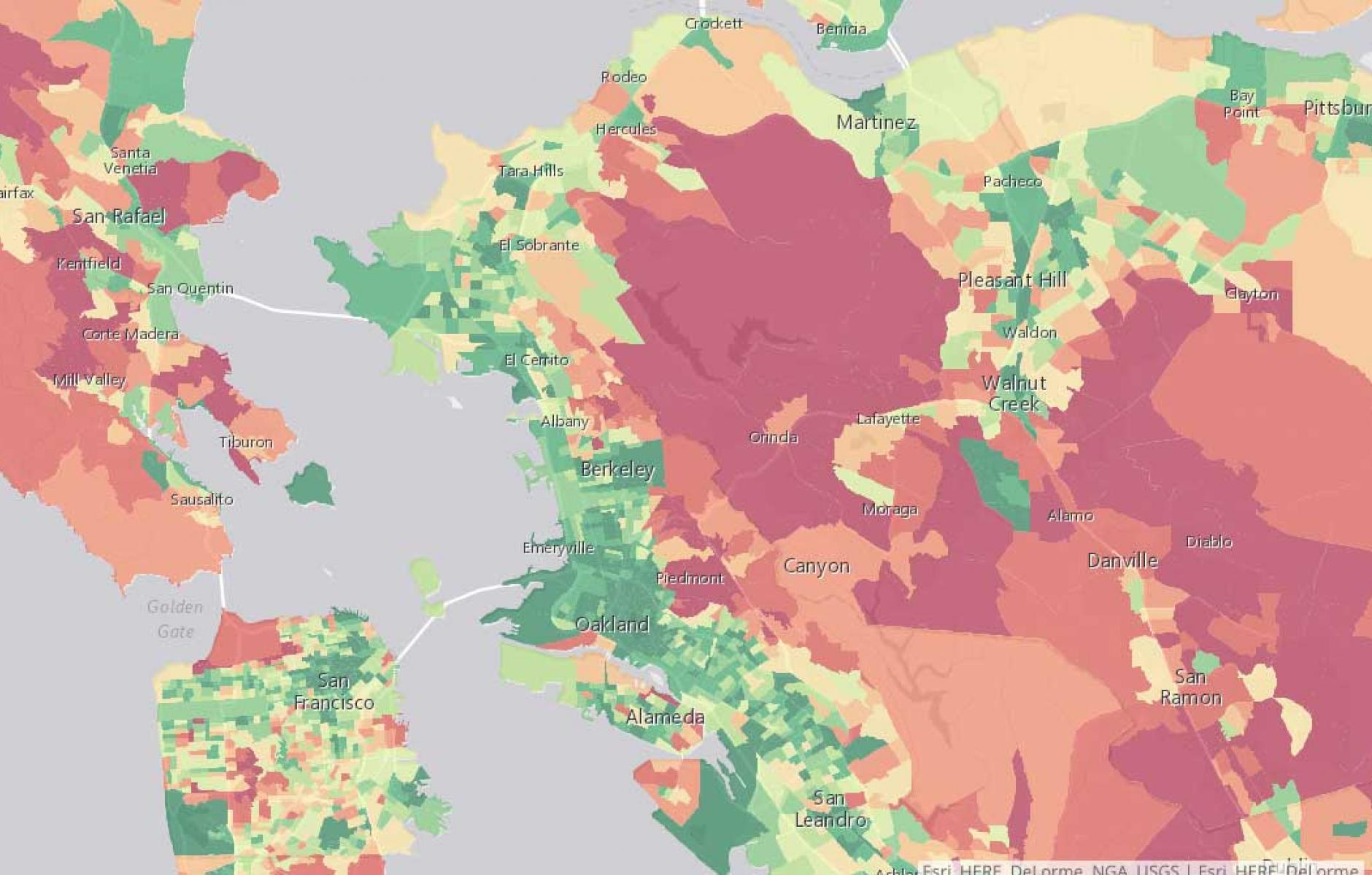 Map shows how cities and towns can fight climate change   CNU on