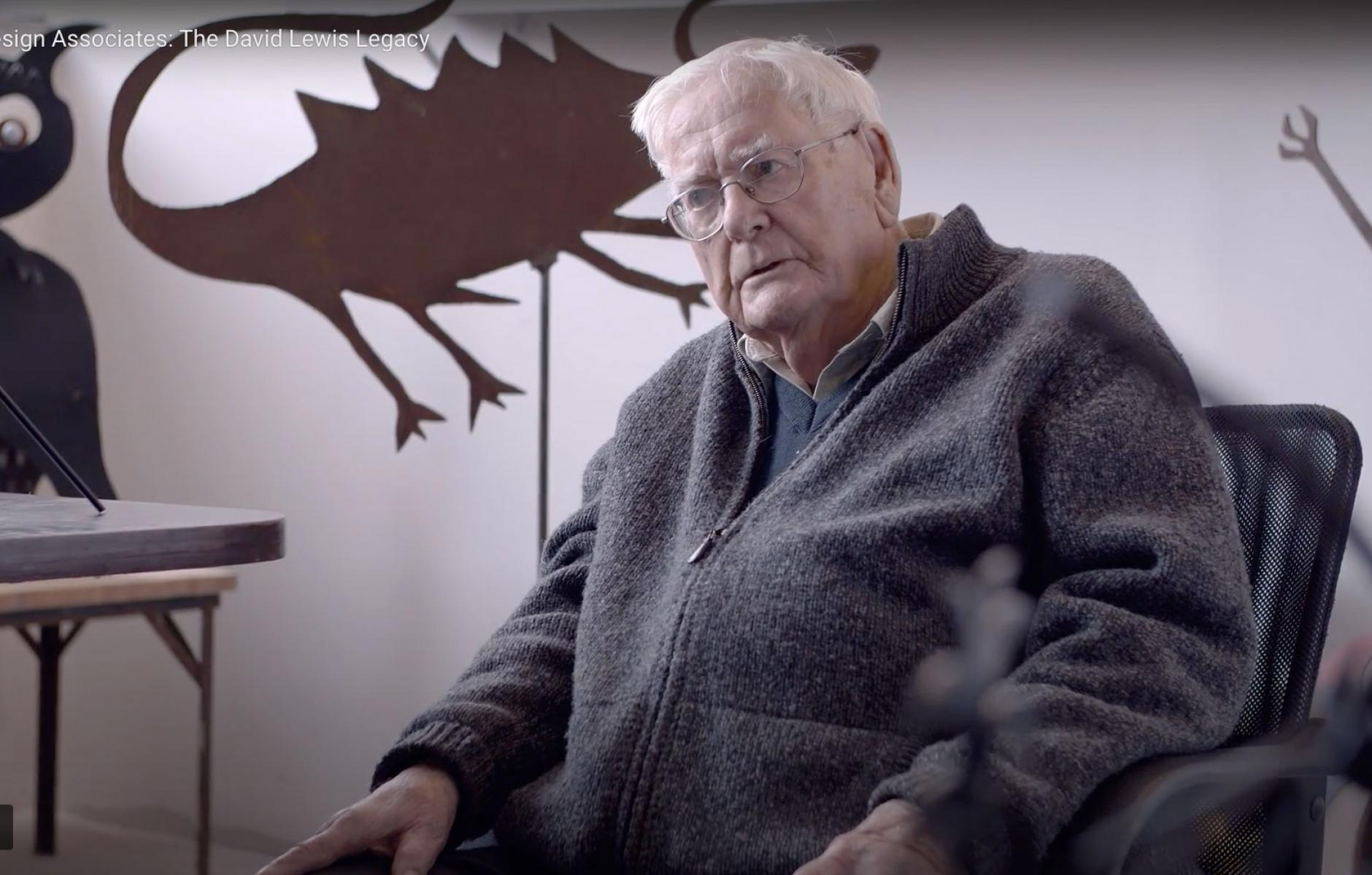 Article image for Urban design pioneer David Lewis dies at 98