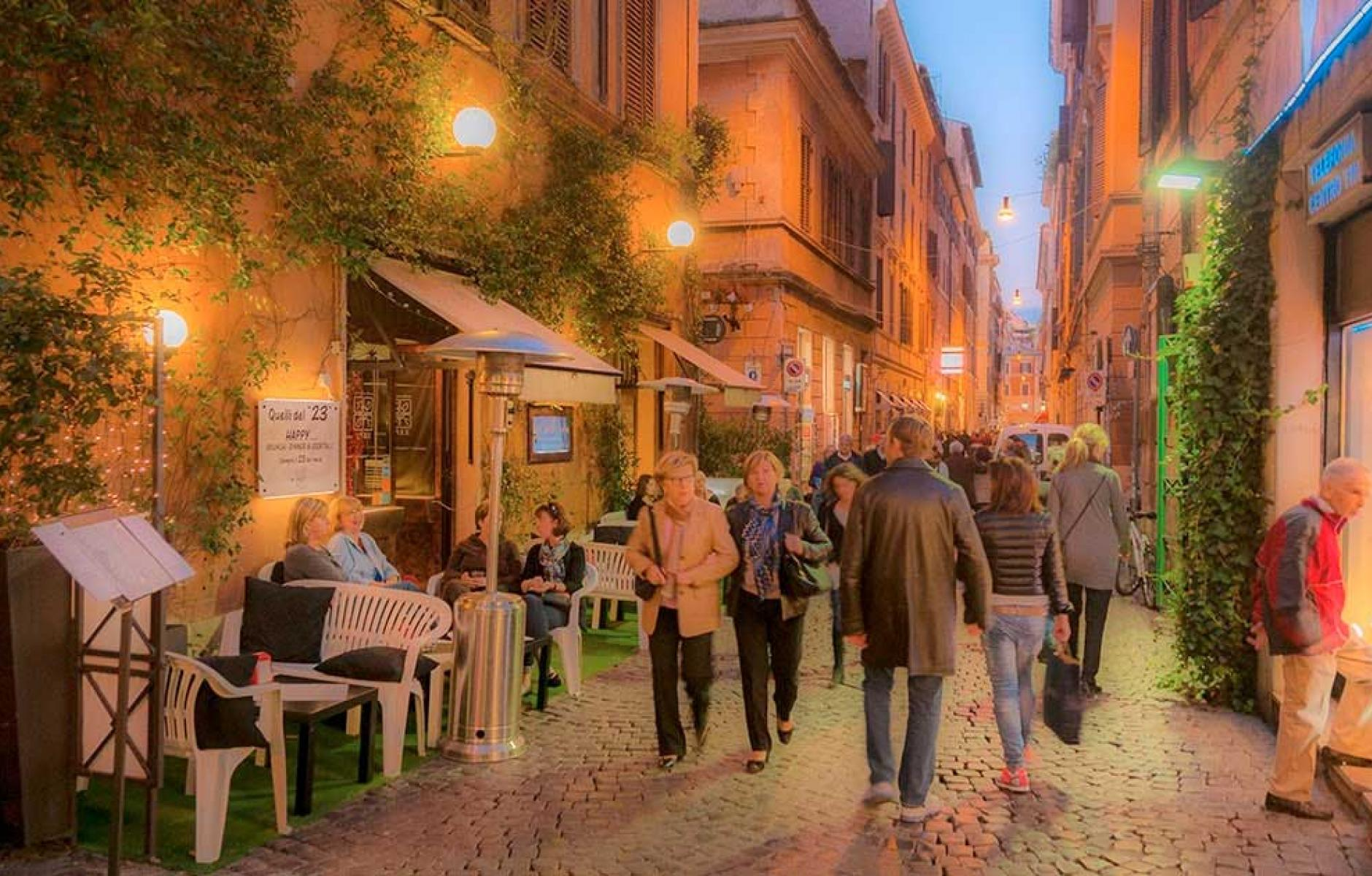 Article image for Sidewalk cafes: Silver bullets for walkable places