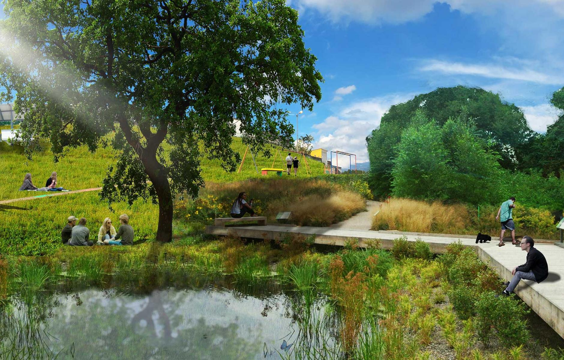 Recovering Urban Nature For A Healthier City Cnu