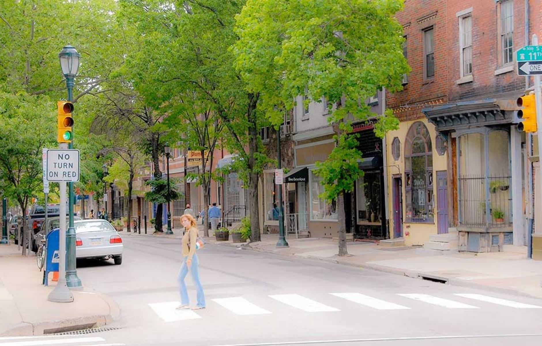 Street Trees Are Essential For Walk Appeal Cnu