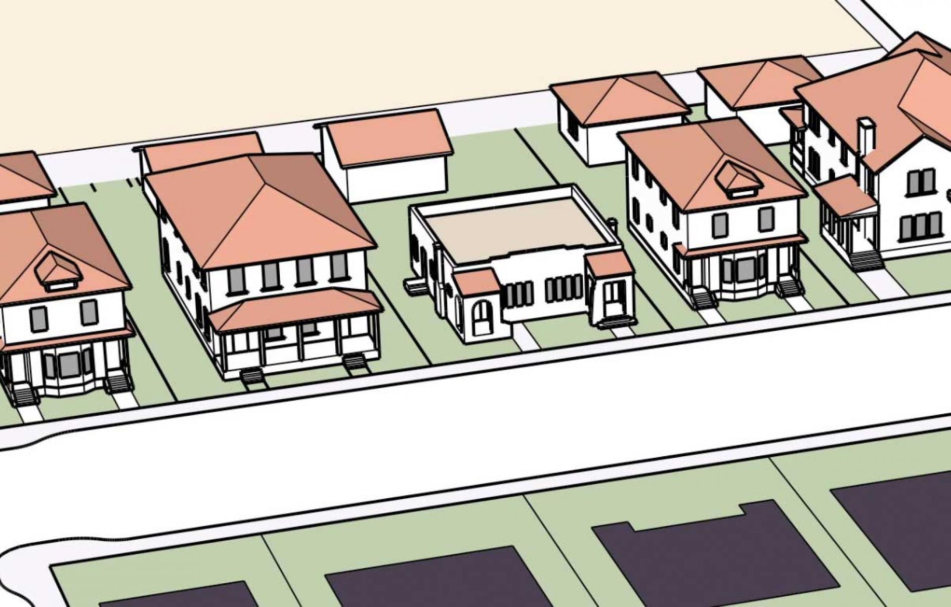 Where building types make sense in zoning CNU