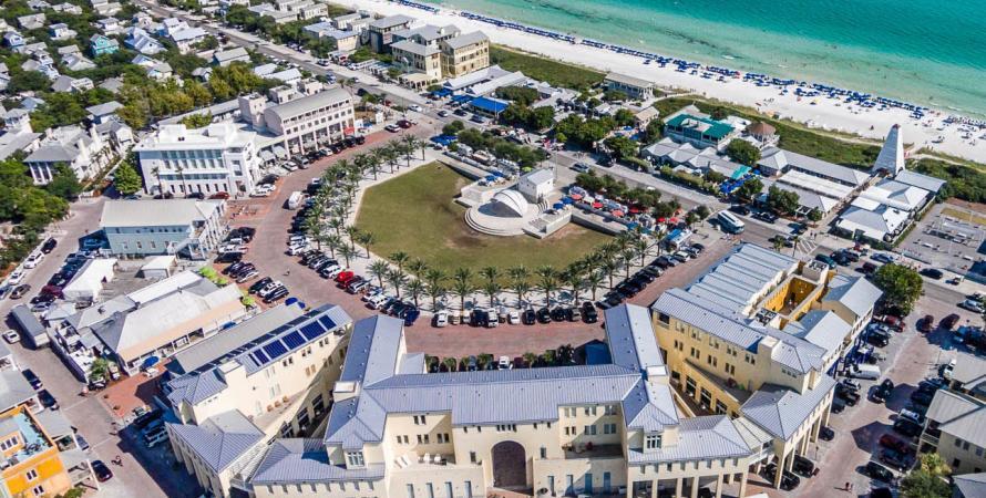 Seaside FL Town Center
