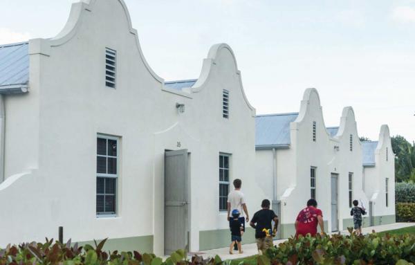 Blue Water workforce housing, Florida